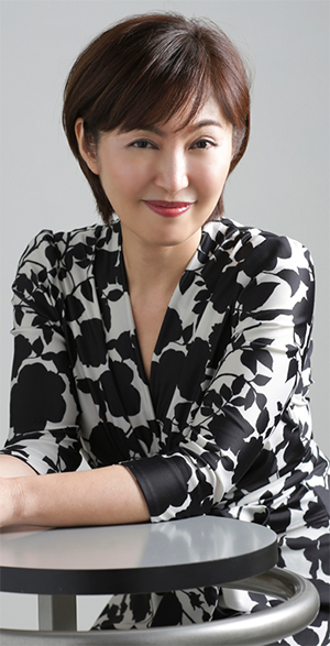 Fimiko Kawamoto, Chief Executive Officer